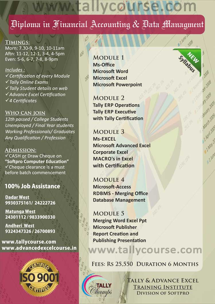 Tally-Courses-Advance-Excel-Special-Offer